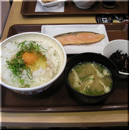 鮭朝食 (3).JPG